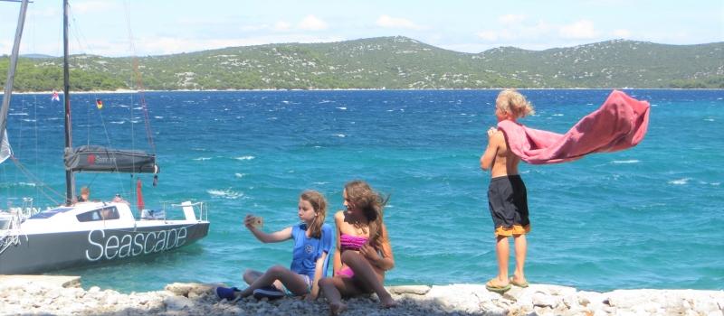 Bike Murter Island - Free Spirit Sailing - Explore Murter